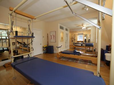 Image: CHA Pilates Studio.