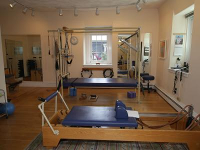 Image: Pilates Studio.